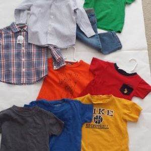 Lot of Size 18 months Boy's Clothes
